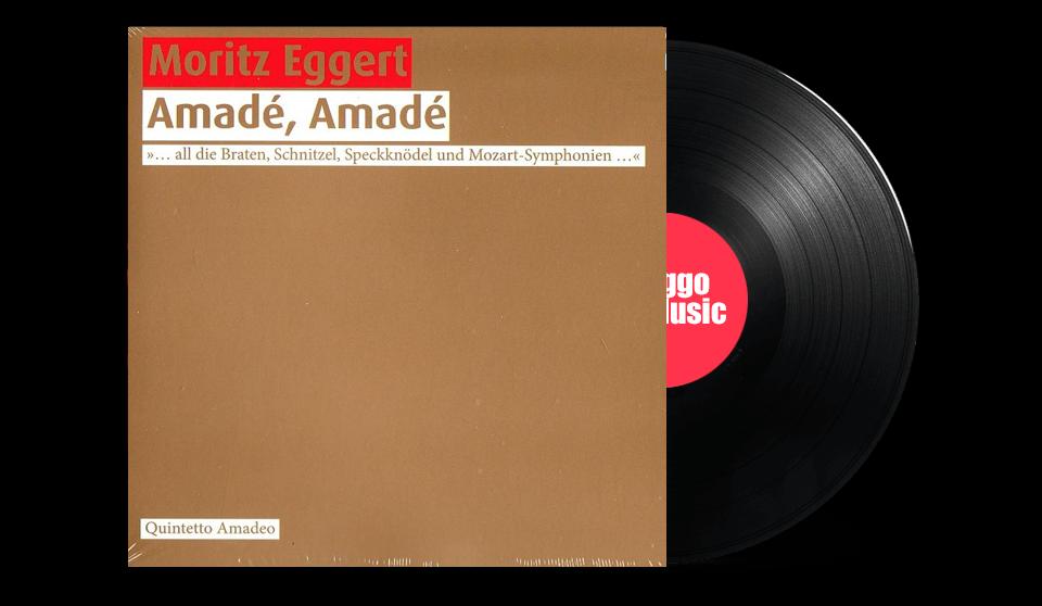 EggoMusic –Moritz Eggert, Komponist, Pianist –Diskografie, Amadé, Amadé
