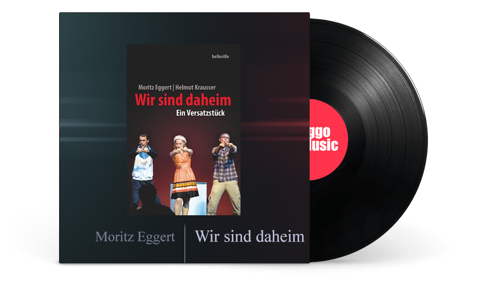 EggoMusic –Moritz Eggert, Komponist, Pianist –Diskographie, Wir sind daheim